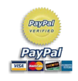You can buy Hedgies with Paypal - the most  secure way of paying online